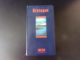 """Guides Bleus Hachette """" Bretagne """" ( 1995 ) , 817 Pages - Toerisme"""