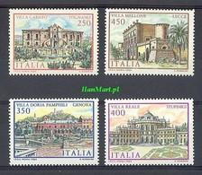 Italy 1984 Mi 1898-1901 MNH ( ZE2 ITA1898-1901 ) - Architektur