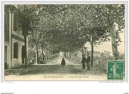 07.BEAUCHASTEL.AVENUE DU PONT - Other Municipalities