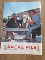Publicité  BIERE  D ALSACE  ANCRE PILS - Posters