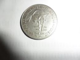 Afrique De L'ouest 100 Francs 1980 - Central America