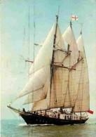 Bateaux - Voiliers - S.T.A. Schooner Sir Winston Churchill - Voir Scans Recto-Verso - Voiliers