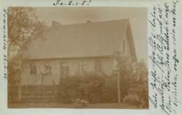 Allemagne - AK Foto - Krausnick In Brandeburg - Villa Zu Lokalisieren 1905 - Dahme