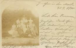 Allemagne - AK Foto - Zeuthen In Der Mark 1900 - Förster Rosemann - Zeuthen