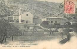 Espagne - MALLORCA - Lloseta - Iglesia Y Son Togores 1913 - Mallorca