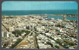 CP  Air  View Of The Charming Port City Of Veracruz, México . Unused - Mexique