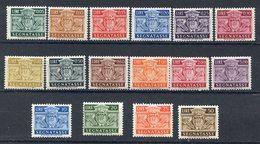 SAN MARINO 1945 - SEGNATASSE  S.808 MNH** - Unused Stamps
