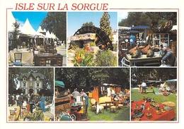 84 - L'Isle Sur La Sorgue - La Brocante - Multivues - L'Isle Sur Sorgue