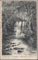 AK Heiligenstadt Eichsfeld Wasserfall, Gelaufen 1939 - Heiligenstadt