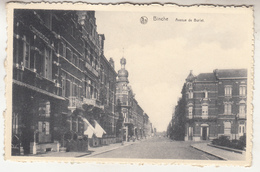 Binche - Avenue Du Burlet - Edit. R. Longfils, Binche/Nels - Binche