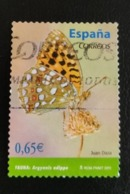 Espagne 2011 ES 4280 High Brown Fritillary Argynnis Adippe Animauxfaune   Insectes   Papillons - 2011-... Used