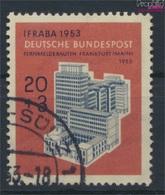 BRD Mi.-Nr.: 172 Gestempelt 1953 Internationale Briefmarkenausstellu (9315538 - BRD