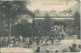 Aulus Les Bains,Sur La Terrasse Du Grand Casino 1912 - Frankrijk