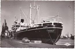 59 DUNKERQUE /bateau M,s Euphrate(50) - Steamers