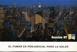 GENUINE NY CAMEL EL FUMAR ES PERJUDICIAL PARA LA SALUD PUBLICIDAD - NTVG. - Publicidad