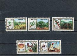 ETHIOPIA 1982 Ethiopian Caffee.MNH. - Ethiopie