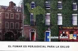 GENUINE DUBLIN CAMEL EL FUMAR ES PERJUDICIAL PARA LA SALUD PUBLICIDAD - NTVG. - Publicidad