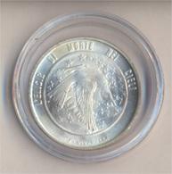 San Marino KM-Nr. : 71 1977 Stgl./unzirkuliert Silber 1977 500 Lire Vogel (9157932 - San Marino