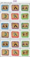 16907 VIET-NAM Du NORD Collection Vendue Par Page N°604/9 */ °+ N.D *  1968    TB - Viêt-Nam