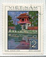 16908 VIET-NAM Du NORD Collection Vendue Par Page N°610, 616/8, 619/22, 623/7, 628/34 */ °  1968    TB - Viêt-Nam