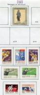 16909 VIET-NAM Du NORD Collection Vendue Par Page N°637, 642/7 */ °  1968    TB - Viêt-Nam
