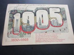 Gand 1905 - Gent