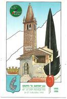 BA095  ALPINI - GRUPPO M. SARTORI ALA - 40° DI RIFONDAZIONE 1992 - NUOVA - Reggimenti