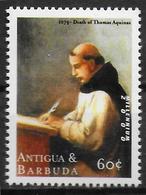 ANTIGUA   N° 2739 * *  Millennium Saint Thomas D Aquin - Cristianesimo