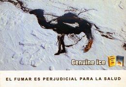 GENUINE SIDNEY CAMEL EL FUMAR ES PERJUDICIAL PARA LA SALUD PUBLICIDAD - NTVG. - Publicidad
