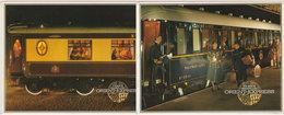 Train  Orient Express  1982 - Chemin De Fer & Tramway