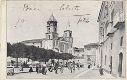 Campania - Caserta - Sessa Aurunca - La Messa Di Mezzogiorno - F. Piccolo - Molto Bella Animata - Otras Ciudades