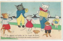 Chat - Cat - Kat - Katze - 1939 - Chats