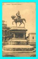A726 / 593 CATANIA Monumento A Umberto ( Timbre ) - Catania
