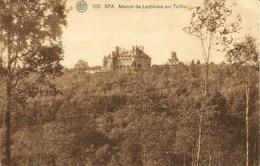 SPA - Manoir De Lébioles Sur Tolifaz - Oblitération De 1923 - Spa