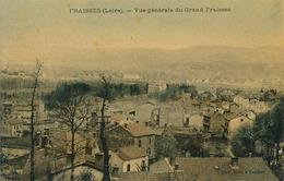 FRAISSES - VUE GENERALE DU GRAND FRAISSES - France