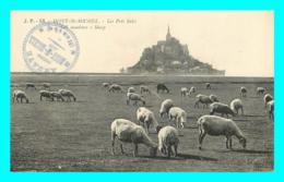 A703 / 391 50 - LE MONT SAINT MICHEL Les Prés Salés ( Mouton ) - Le Mont Saint Michel