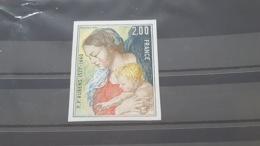 LOT 492148 TIMBRE DE FRANCE NEUF** LUXE NON DENTELE N°1958 - France