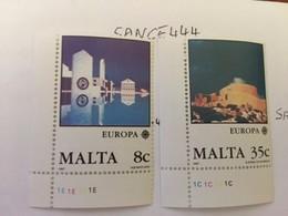 Malta Europa 1987  Mnh - Europa-CEPT