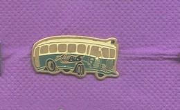 Rare Pins Autobus Bus  Ancien L360 - Trasporti