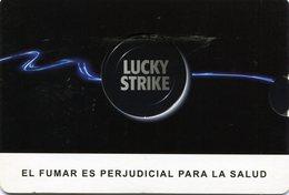 LUCKY STRIKE LA NOCHE TIENE OTRO SABOR NITES EL FUMAR ES PERJUDICIAL PARA LA SALUD PUBLICIDAD - NTVG. - Publicidad