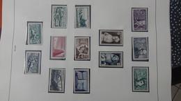 A329 Collection De France **  Dans Un Album SAFE Dont Bonnes Séries. Très Sympa !!! - Stamps