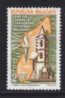 # Madagascar Malagasy .. YT 425 .. RY Malala .. Cote 0.50 - Madagascar (1960-...)