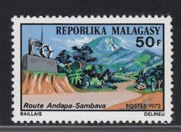 # Madagascar Malagasy .. YT  507  ** SC .route Andapa .. Cote 1.00 - Madagascar (1960-...)