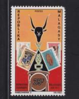 # Madagascar Malagasy .. YT 504 / 506  ** SC .. Exposition Philatelique Cote 4.00 € - Madagascar (1960-...)