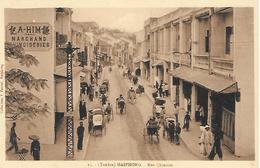 Viêt Nam  )   HAIPHONG  ( Tonkin  )   - Rue Chinoise - Vietnam