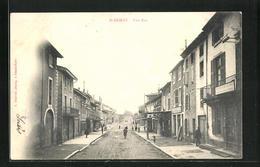 CPA St-Donat, Une Rue, Vue De La Rue - Unclassified