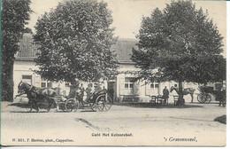 's Gravenwezel Café Keizershof Hoelen 1811 - Belgio