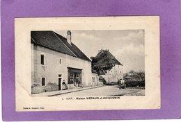 70 IGNY Maison MERAUD Et JACQUEMIN - Andere Gemeenten