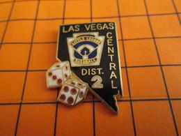 420 Pin's Pins / Belle Qualité & Rare / THEME SPORTS : BASE-BALL LITTLE LEAGUE CENTRAL LAS VEGAS NEVADA JEU DE DES - Baseball