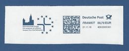 Deutsche Post FRANKIT - 0,70 EUR 2016 - 4D02005361 - Reformationsstadt Europas, European City Of The Reformation - Christianisme
